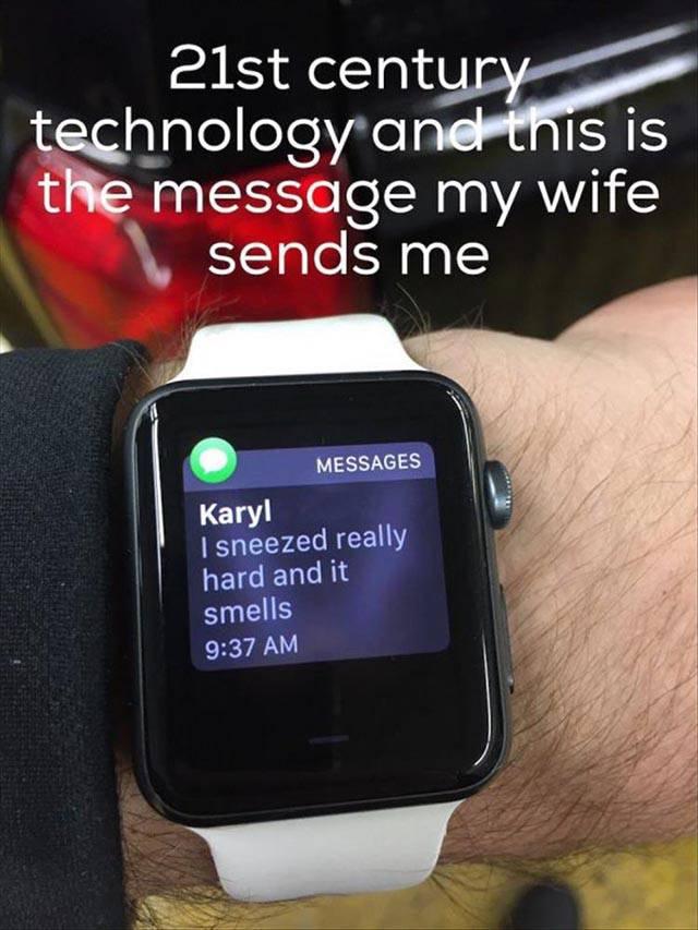 21st century technology.