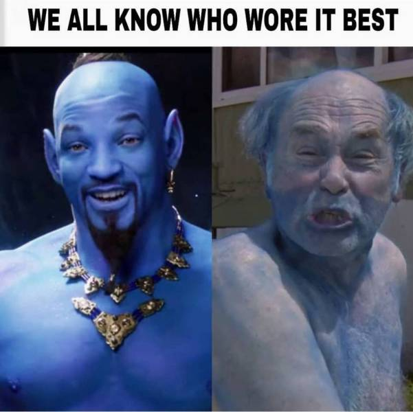 Aladdin vs Jim Lahey