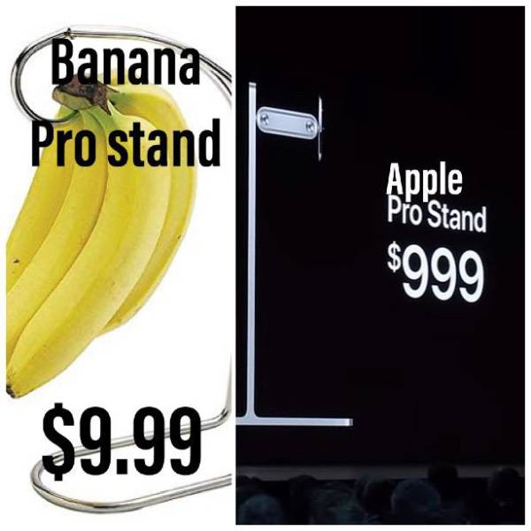 Apple Pro Stand alternative.