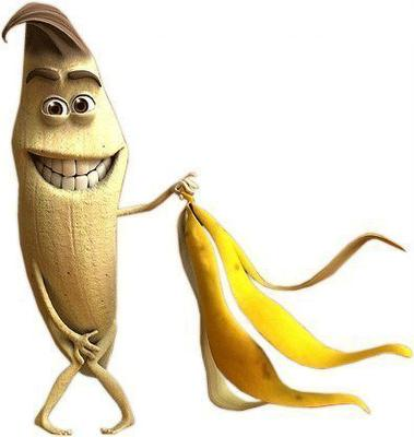 Banana Man is very apeeling to the ladies