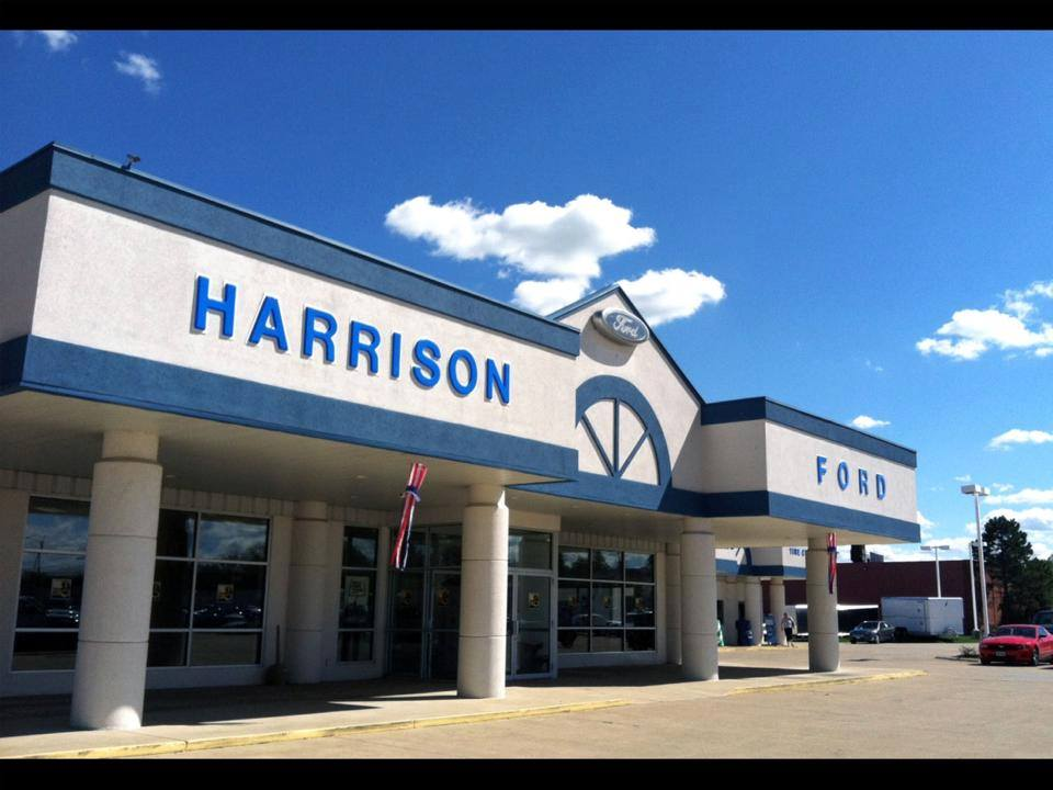 Best Ford Dealership I Have Seen Yet. Harrison Ford.