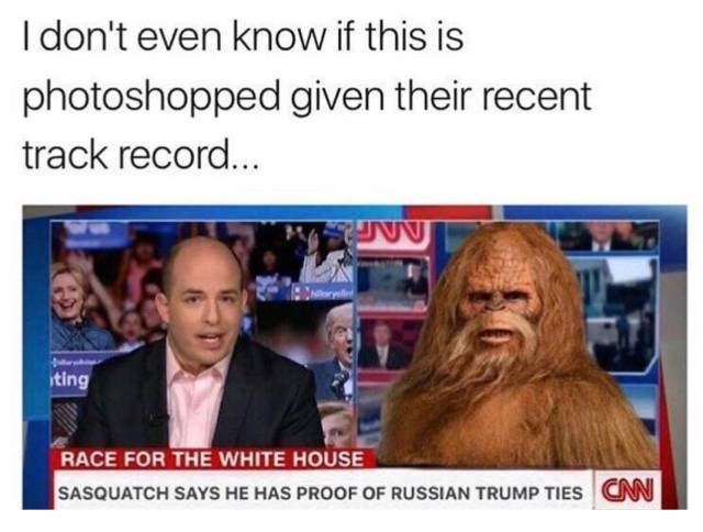 CNN is fake news.