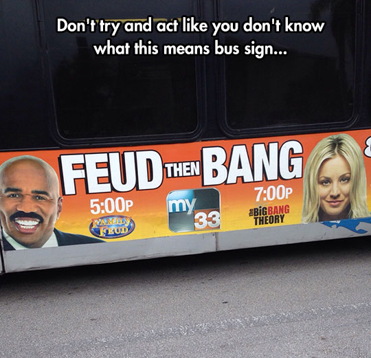 Feud then Bang. Great TV lineup.