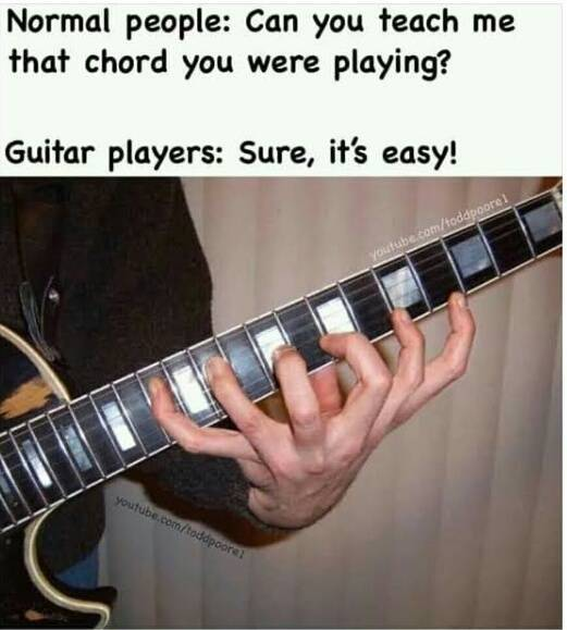 Guitar lessons from a pro.