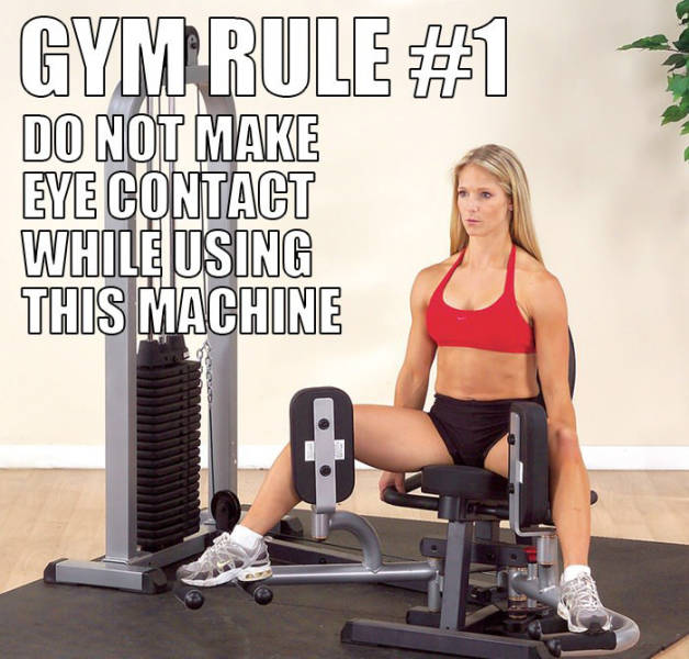 The number one gym rule you must always follow.