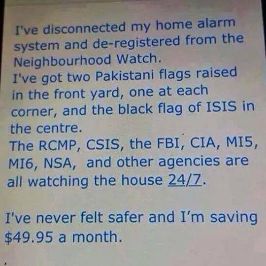 How to get the best home security system with no monthly fee.