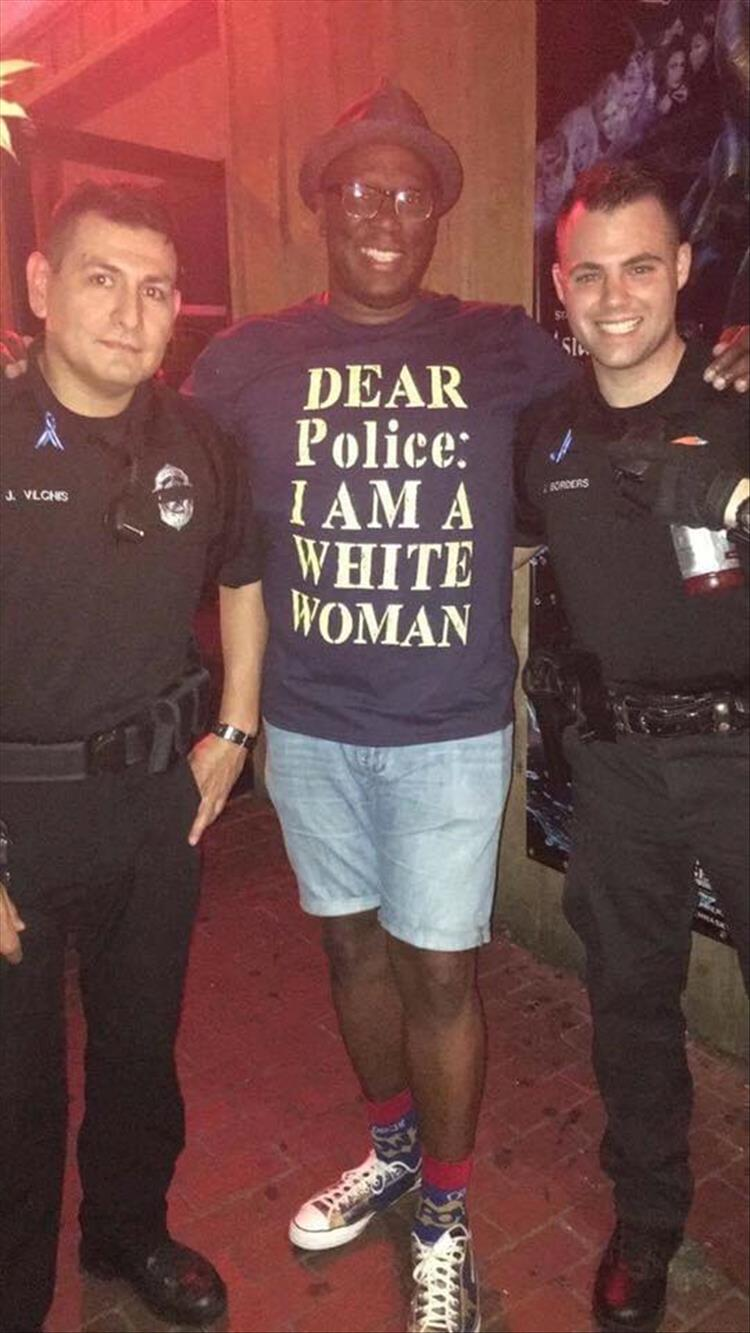How to never get arrested if you're a black man.