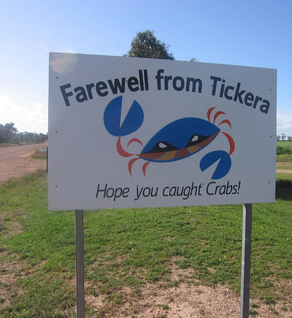 I Don't Think I Will Be Visiting Tickera Any Time Soon If They Hope You Catch Crabs During Your Stay.