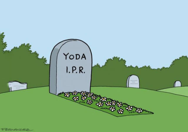 In peace Yoda rests.