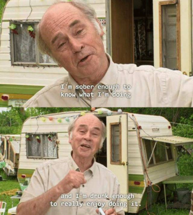 Jim Lahey is a professional drinker.
