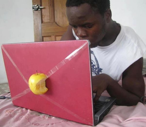 Just because you can't afford a Mac doesn't mean you can't make your own
