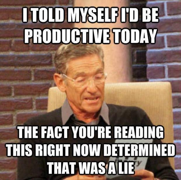 Maury Povich Is The King Of Lie Detector Tests.