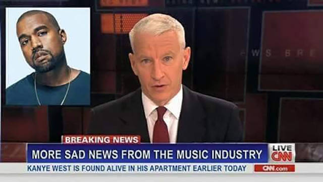 More sad news from the music industry  - RealFunny
