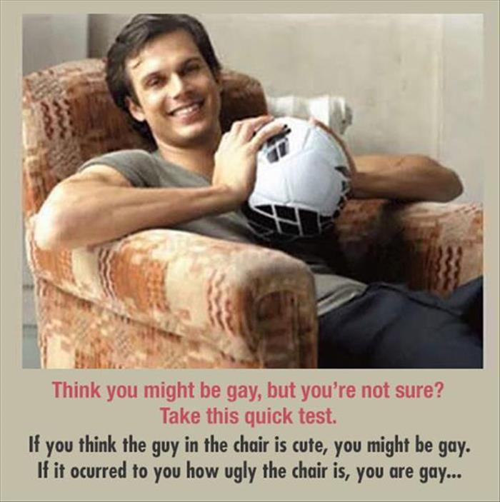 genuine gay test
