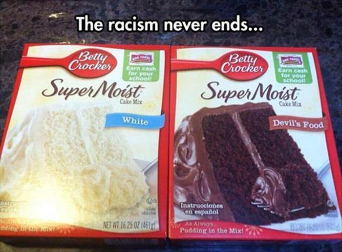 Racism is all around us.