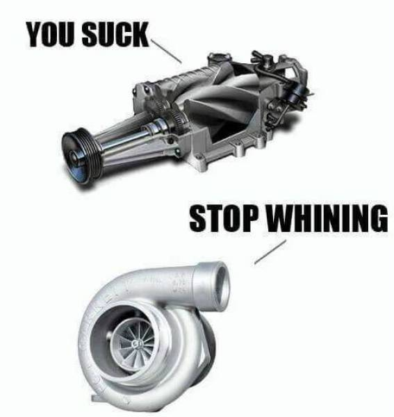 Supercharger Vs Turbocharger