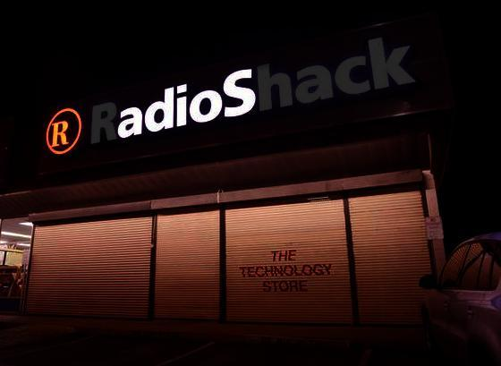 Thanks for everything RadioShack. You were always good to us and will be missed. Goodbye.