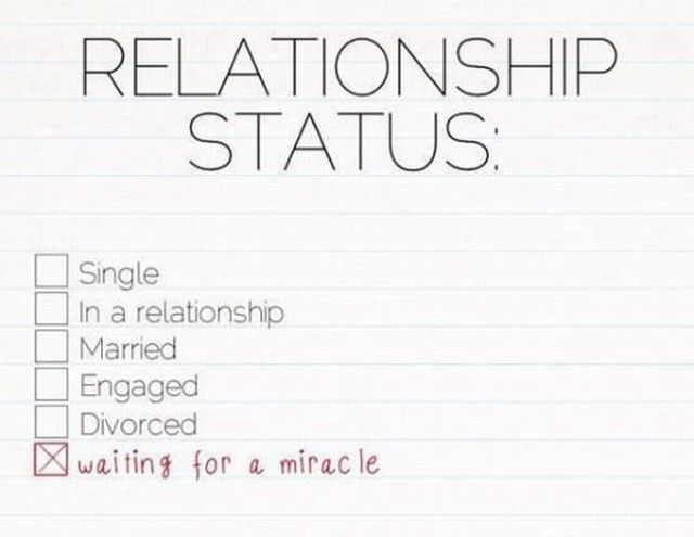 What is your relationship status?