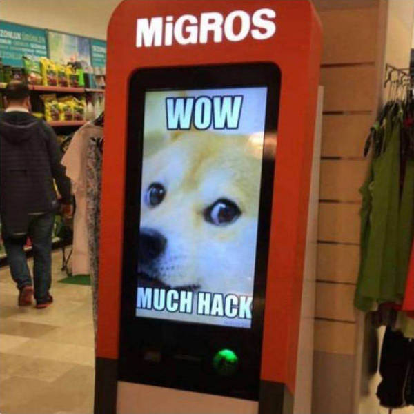 Wow, much hack.